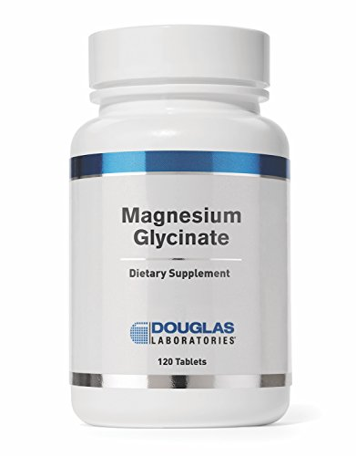 Douglas Laboratories® - Magnesium Glycinate - Supports Normal Heart Function and Bone formation* - 120 Tablets (Support 120 Tablets Heart)