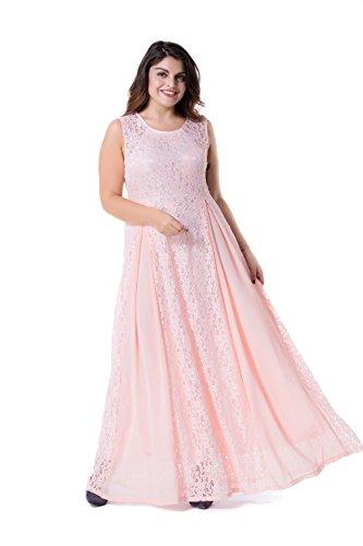 5x plus size formal dresses - 7