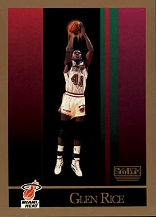 Amazoncom 1990 Skybox Basketball Rookie Card 1990 91