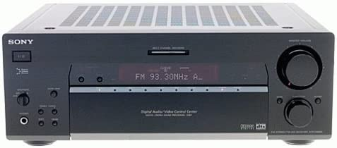Sony STR-DB930 Receiver Discontinued