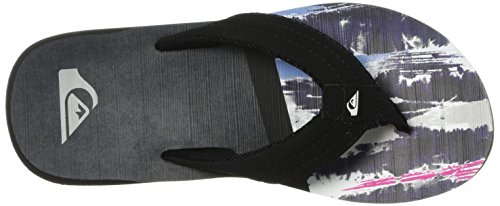 Pictures of Quiksilver Kids' Carver Print Youth Sandal AQBL100269 2