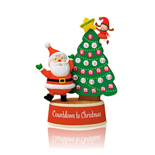 Countdown With Merry The Elf - 2014 Hallmark Keepsake Ornament