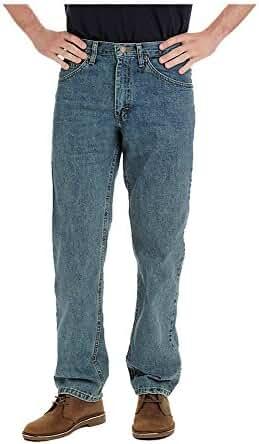 Lee Men's Regular Fit Bootcut Jean (31W x 29L, Wylie)