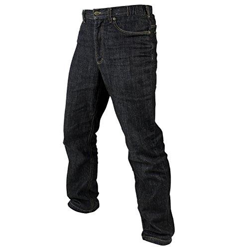 (Condor Outdoor Cipher Tactical Jeans Pants (40x30, Blue Black))