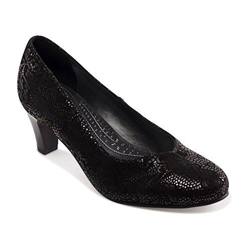 Shoes Womens Padders Black Giudice Print Judy Floral Eqqw8tr