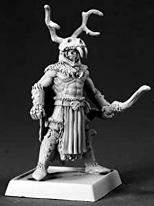 The Stag Lord - Reaper Pathfinder Miniature 60073