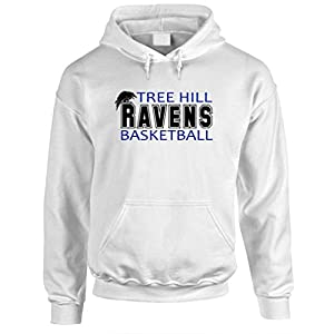 Tree Hill Ravens Football tv Show one - Mens Pullover Hoodie