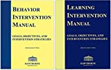 img - for SET - Learning Intervention Manual AND Behavior Intervention Manual book / textbook / text book