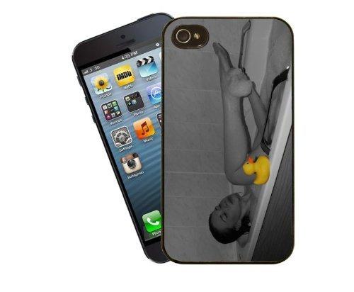 Eclipse idées cadeaux de canards en caoutchouc pour le bain-Coque pour iPhone 4/4s