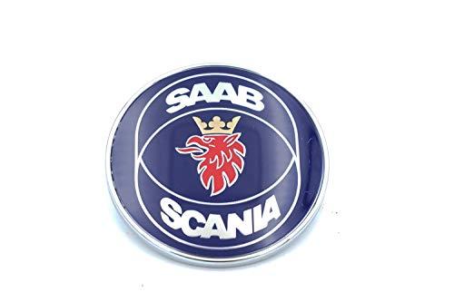 (Saab Original 9-3, 9000, 900 Hood Emblem Scania 4522884)