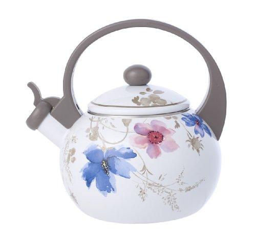 VILLEROY & BOCH MARIEFLEUR GREY Tea kettle