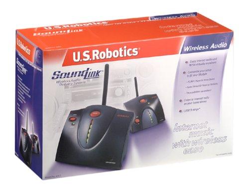 U.S. Robotics USR6003 SoundLink Wireless Audio Delivery System -