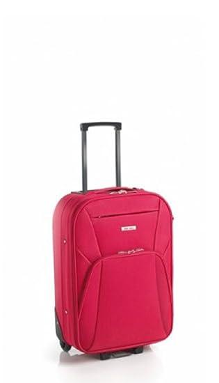 Syna de John Travel, maleta de cabina 30 L - 55 cm - roja: Amazon.es: Equipaje