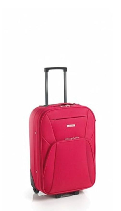 Syna de John Travel, maleta de cabina 30 L - 55 cm - roja ...