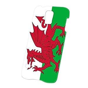 Case Fun Samsung Galaxy S5 (i9600) Case - Ultra Slim Version - Wales Flag