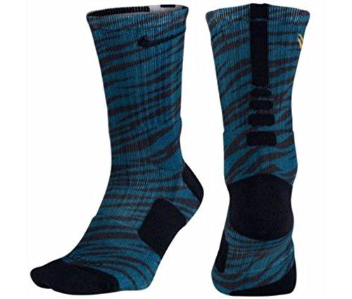 Nike Men's Elite Kobe Bryant Digital Ink Basketball Socks Me