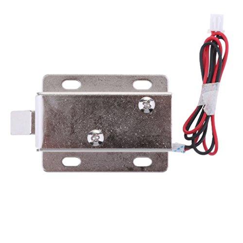 Homyl Universal 6V 1.5A Mini Electric Magnetic Electromagnetic Lock Door Gate Access Entry Control by Homyl (Image #2)