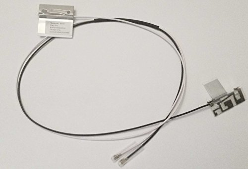 Pair of Laptop Internal Antenna with U.FL Connector for mini PCIe Wireless(WIFI/Bluetooth) Network Card