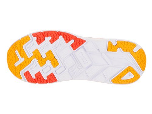 Running Schuhgröße 2017 Red One Clifton 8 US Shoes 41 One Men 1 Saffron 4 Hoka Laufschuhe 3 Orange a4fIvI