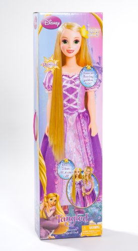 Disney's Tangled Fairytale Friend Rapunzel Doll
