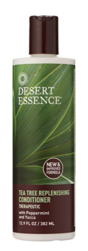 Desert Essence Tea Tree Conditioner - 12.9 fl oz