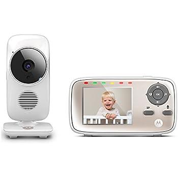 """Amazon.com : Motorola MBP667CONNECT 2.8"""" Video Baby"""