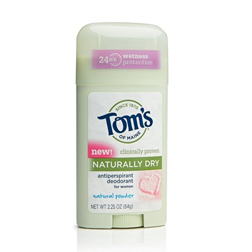 Tom's Of Maine Women's Antiperspirant Deodorant Natural Powder - 2.25 Oz by Tom's of Maine by Tom's of Maine