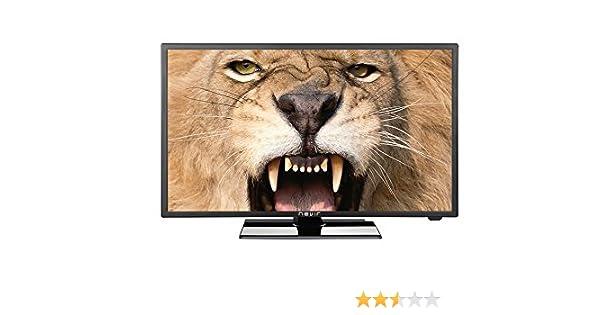 Nevir NVR-7403-24HD-N -Televisor LED 24, color negro: Amazon.es ...