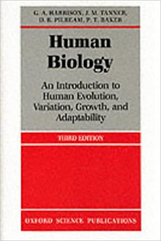 Human Biology: An introduction to human evolution, variation, growth, and adaptability: An Introduction to Human Evolution, Variation, Growth and Ecology