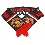 Manchester United FC - Official Licensed Team Scarf (Pride of the North)