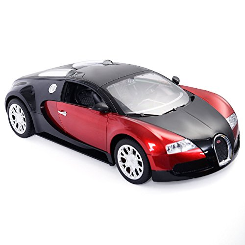tek widget 1 14 bugatti veyron 16 4 grand sport remote control car red buy online in bahrain. Black Bedroom Furniture Sets. Home Design Ideas