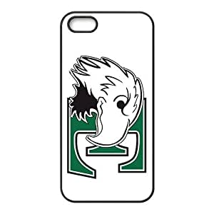 NCAA Eastern Michigan Eagles Black For Iphone 5/5S Phone Case Cover
