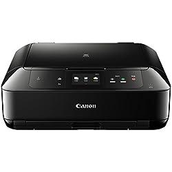 Canon MG7750 Pixma Stampante Multifunzione Inkjet, 9600 x 2400 dpi, Nero