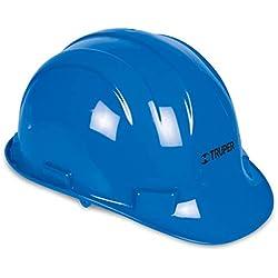 Truper CAS-Z, Casco de Seguridad, color Azul