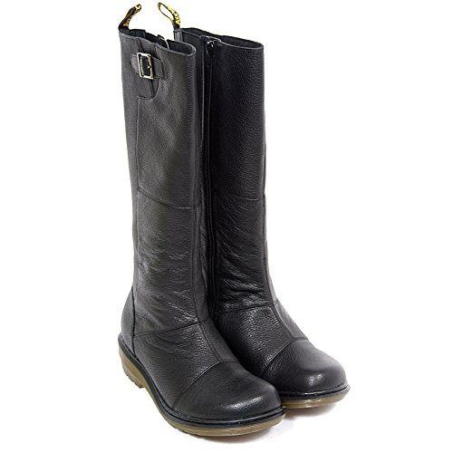 High Black Womens 9 Boots Viola Moll qtqOdwU