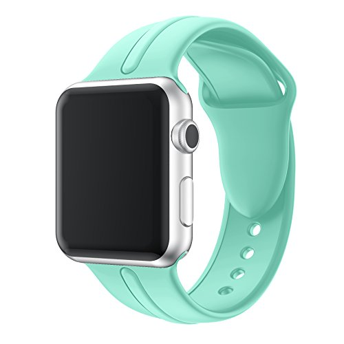 apple watch band 38mm teal