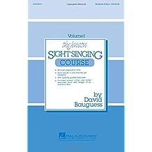 The Jenson Sight Singing Course (Vol. I) (Methodology Chorals Singer)