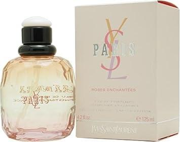 Paris Roses Enchantees By Yves Saint Laurent For Women. Eau De Toilette Spray 4.2 Ounces