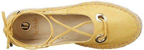 Strada Para Amarillo Mujer yellow 964098 Alpargatas La zFxCPqx