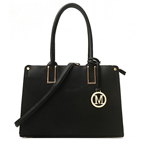 Leather CWS00233B Shoulder Hot With Ladies Black CWS00420 Tote Handbag Selling Quality Women's Bag Fashoin Celebrity Designer Faux Tote Strap Bags cWnO4vZrW