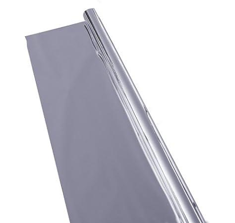 Amazon.com : CAP 2 mil Mylar Reflective Film - 25 feet x 50 inches : Mylar  Paper Rolls : Garden & Outdoor