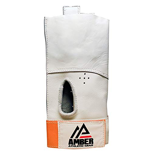 Amber Athletic Gear Left Hand Hammer Glove, Large