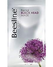 Beesline Facial Black Head Mask For Unisex, 25 ml