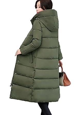 3848e5feb63f4 アイビエツ(AIBIETU)レディース ダウンジャケット カジュアル ファッション 軽量 防風 防寒 アウター ロング丈 中綿