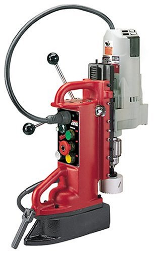 Milwaukee 4206-1 12.5 Amp Electromagnetic Drill Press with 3 4-Inch Motor and Chuck
