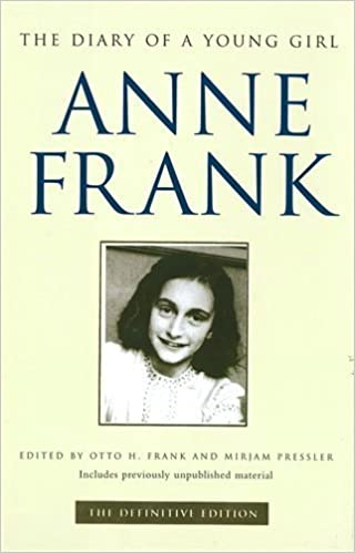 Book The Diary of a Young Girl Definitive edition by Anne Frank (1997)