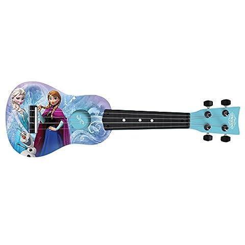 First Act FR285 Disney Frozen Mini Guitar Ukulele (Tuner For Stringed Instruments)