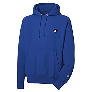 Champion LIFE Men's Reverse Weave Pullover Hoodie, Surf The Web, Large