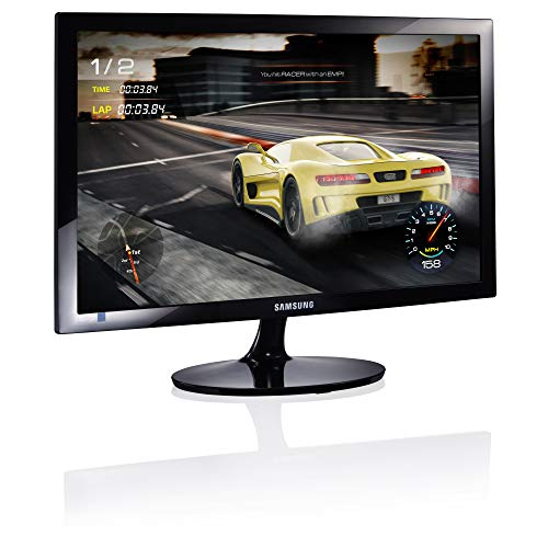 Samsung 24-Inch FHD(1920 x 1080) 75Hz 1ms Monitor (LS24D332HSX/ZA) (24 Samsung 1080 Led Tv)