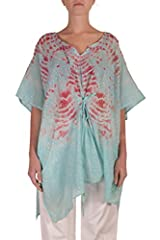 Miss Selfridge Women's Multi-Color Striped Tunic Dress